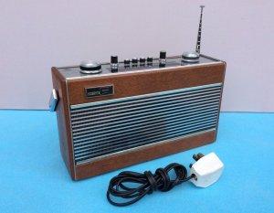 ROBERTS R606MB 3 Band Radio hàng đấu giá tại Anh. LH Ms Thủy 0985.937.817