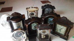 Đồng hồ để bàn Nhật
