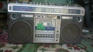 cassette HITACHI TRK-8190W