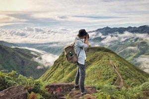 Săn mây ở Tà Xùa, du ngoạn Sống lưng khủng long, cho các bạn tham khảo