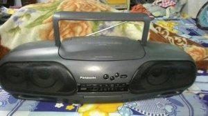 Máy cassette Panasonic xưa