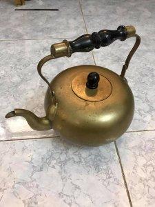Ấm trà của Ấn Độ