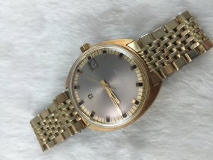Omega Seamaster Cosmic Automatic solid 18k gold Cal565 & Bracelet