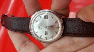 Đồng hồ ORIENT 2 lịch, automatic xưa chính hãng