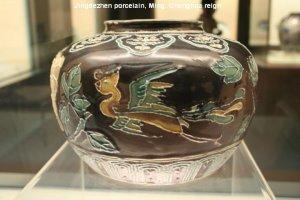 Bộ sưu tập Gốm sứ cổ quý hiếm cuối đời Thanh