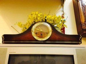 Đồng hồ vai bò đức tuyệt đẹp, 5 gông đồng