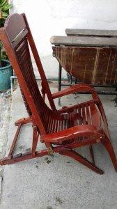 ghế dây xem ti vi gỗ hương