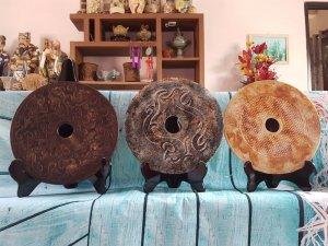 Giao lưu 3 đồng điếu đá cổ