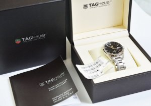 Tag Heuer Carrera - Twin Time WAR2010.BA0723 new 100% fullbox