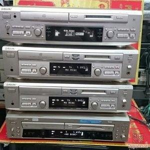 Mấy đầu Sony CD-MD mới về cần bán