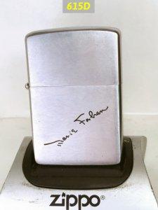 Z.615D-chữ xéo 1962 Chữ ký