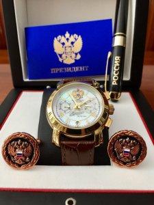 Trình Làng mã số 04 : Đồng hồ chữ ký Tổng Thống Nga putin NEW 2017 đẳng cấp