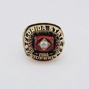 Nhẫn 10k đại học Florida 1981