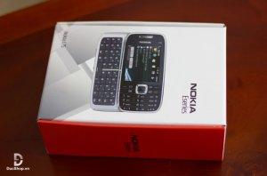Nokia E75 mới 100% chưa qua sử dụng, FULL BOX..!