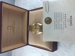 Omega Seamaster Automatic demi 14k & Bracelet Cal565 fullbox