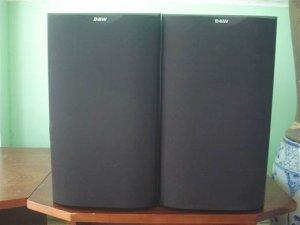 Cặp loa B&W model DM*601 Nguyên zin