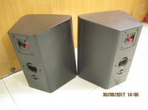 LOA JBL CONTROL 25 loa đẹp zin nguyên bản, 1bass +1treble dom  bộ lọc có 2 bóng đèn, giá 2,5 triệu đ