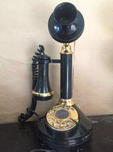 Điện thoại cổ Mỹ 1973, độc đẹp, sử dụng tốt!
