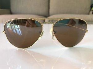 kính Rayban Aviator B&L. USA mạ vàng. - Size 58 []14