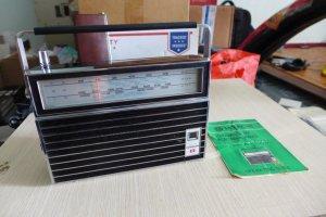 HCM - Q10 - Bán radio Hitachi - KH1013E, hàng Châu Âu.