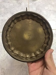 Bộ bình trà mini , made in Ấn Độ