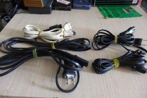 HCM - Q10 - Bán vài cọng dây nguồn nội địa Nhật.