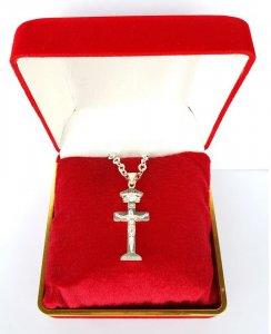 Tượng Thiên Chúa ba ngôi đúc từ bạc nguyên khối  dành cho nữ và trẻ em