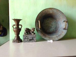 giao lưu chia sẻ bộ sưu tập chuẩn cổ được dùng trong cung đình xưa