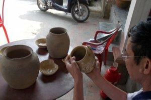Cổ vật thời nhà Trần và nhà Lý được phát hiện tại Nghệ An