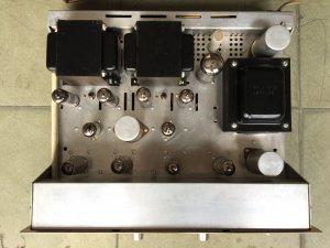 ampli đèn H.H-scott-222C USA