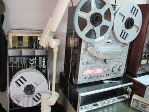 Cần bán máy hát đầu băng đĩa cối AKAI - GX 646 - Made in JAPAN - Chất lượng