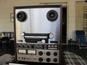 Giao lưu máy hát TEAC - 7400 - Made in JAPAN