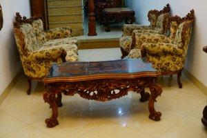 Bộ bàn ghế salon cổ Châu Âu (LH:Ms.Hằng 0979 837 869)