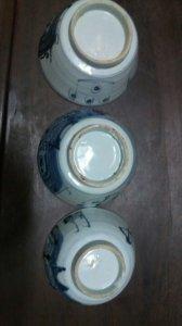 3 bát tô cổ đg kính 16.5 cao 8.5 cm