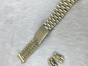 Dây omega bằng vàng đúc 14k (bracelet solid 14k/585)
