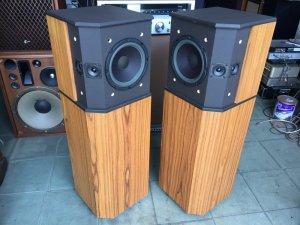 Loa bose 10.2 seri II màu gỗ