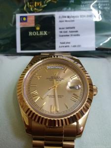 Omega, Rolex Malaysia, Tissot Thụy Sỹ nam nữ fullbox 1.129USD giảm giá còn 295USD