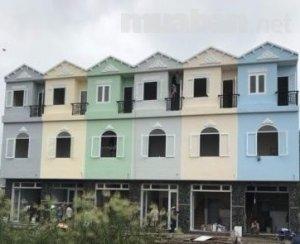 Nhà 1 trệt 2 lầu, sổ hồng, Hẻm 88 Nguyễn Văn Quỳ, Q7: 770 triệu
