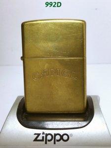 Z.992D-solid brass 1999 Chủ đề :CAMEL