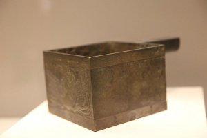 Cùng ngắm nhìn những cổ vật thời nhà Tần và nhà Hán đang được trưng bài