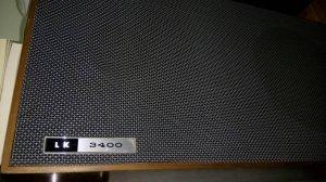 Loa Elac LK 3400