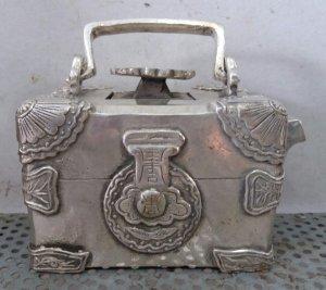 Âm đồng, mạ bạc xưa