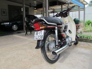Giao lưu xe máy Honda Dream II...