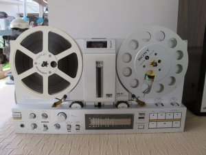 Giao lưu máy hát AKAI - GX 77 -...