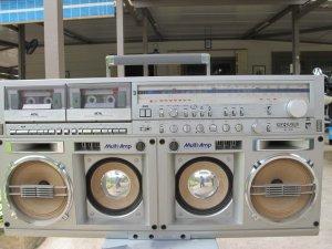 Giao lưu máy cassette Radio...