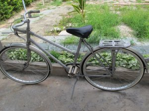 Xe đạp nhôm hiệu MERCIER của Pháp