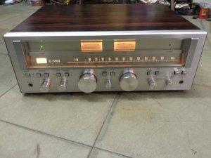ampli receiver SANSUI G-5500...