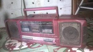cassette JVC PC-W100