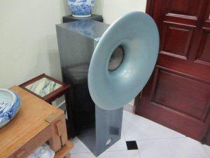 thùng loa kèn bác Hiên yên phụ