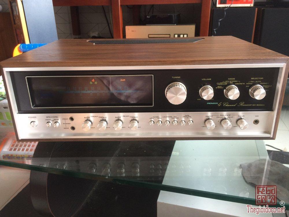 Ampli Pioneer 8000A